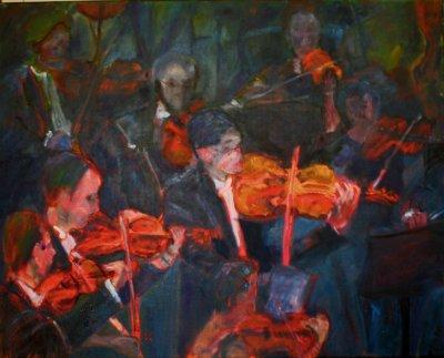 Maureen Finck Orchestra For Dance 1 ART LOGIC