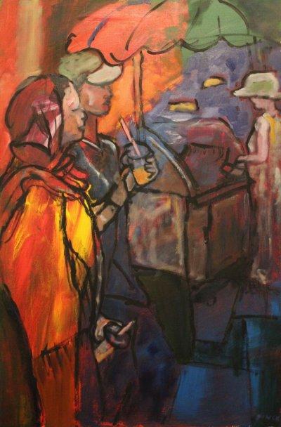 Maureen Finck Prospect Market 1 ART LOGIC