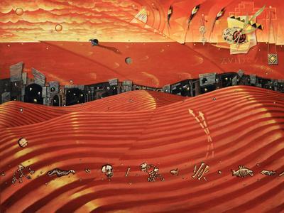 Geoff Stapleton Desert 1 ART LOGIC