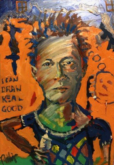 Philip David, Anthony Lister, ART LOGIC