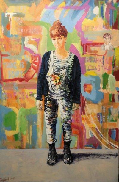 Philip David,  Jasmine Crisp, ART LOGIC