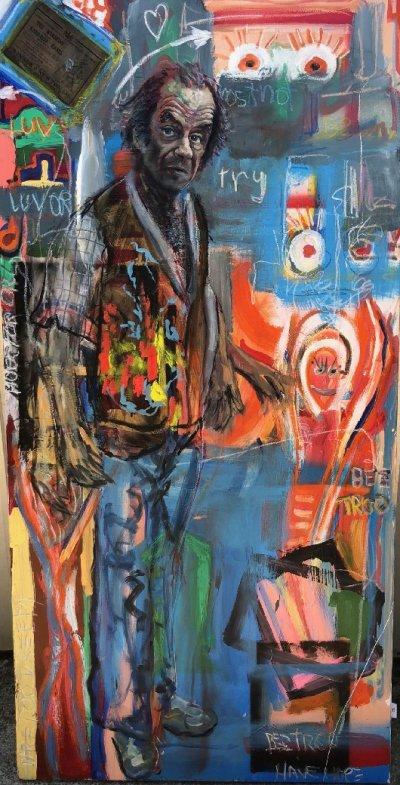 Philip David,   Jungle Phillips, ART LOGIC
