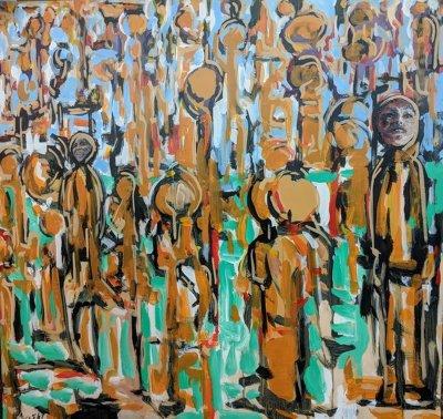 Philip David, Les Gens de la Terre 1, ART LOGIC
