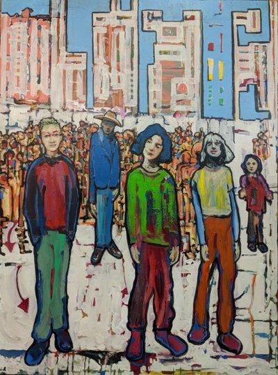 Philip David, Les Gens de la Terre 2, ART LOGIC