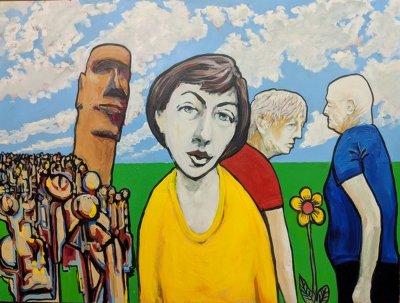 Philip David, Les Gens de la Terre 4, ART LOGIC