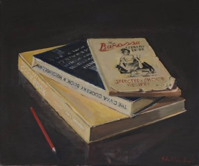 Roland Weight, Barossa Cookbooks, ART LOGIC