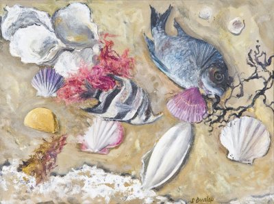 Sophie Dunlop Fruits of The Sea 2 ART LOGIC
