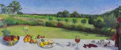 Sophie Dunlop Long Table ART LOGIC