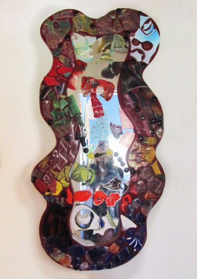 Stephen Skillitzi Mirror Apparition 1 ARTLOGIC
