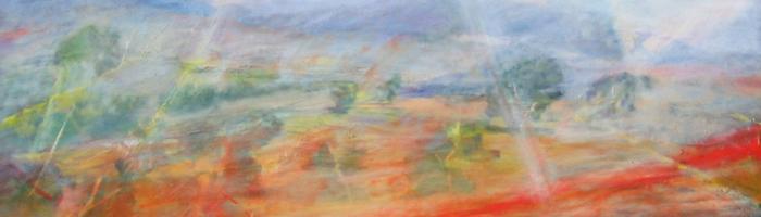 Roland Weight Abstract Landscape no. 433 ART LOGIC