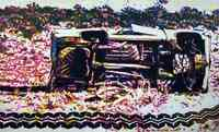 As the Serpent Struggles. Separation Process, 1987