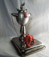 Graham Shaw Red Dog Robot ART LOGIC