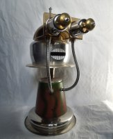Graham Shaw Watcher Robot ART LOGIC