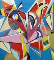 Mitchell McRitchie Geometric Conclusion ART LOGIC