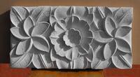 Wayan Dudag Mandala Frangipani Flower ART LOGIC