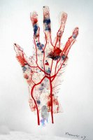 Ann Newmarch Hand no.6 ART LOGIC