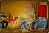 Brian Dunlop, Eurydice's Room 1, ART LOGIC