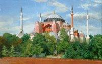 Hagia Sophia Afternoon