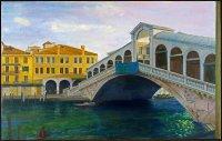 Brian Dunlop,  Rialto Venice, ART LOGIC