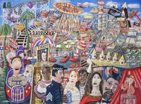 Geoffrey S, Fairground Attractions, 1220x920, $5000