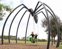 Giant Spider Swing