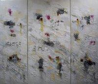 Grace Delaney Worn and Weathered 3 ART LOGIC