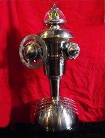 Graham Shaw Mesh-based Robot ART LOGIC