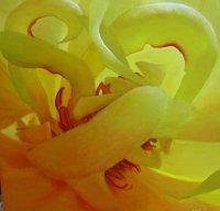 Greg O'Leary Yellow Heart ART LOGIC
