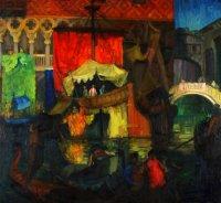 Brian D, Venice, 1955, Art Logic