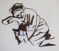 Roland Weight Girl Sleeping, Rembrandt ART LOGIC