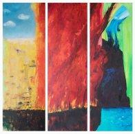 Cynthia Schwertsik This Distant Land ART LOGIC