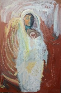 Philip David, Madonna and child, ART LOGIC