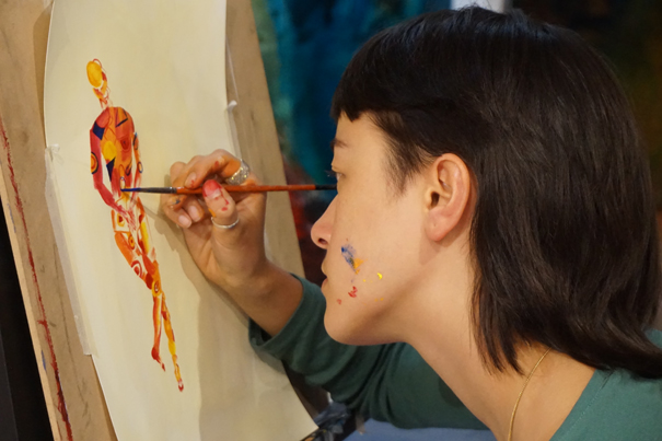 Art Classes | ART LOGIC